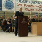 Виступ президента Польщі