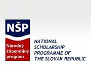 Національна стипендіальна програма Словацької Республіки