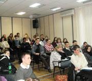 Візит французької делегації до Житомирського державного технологічного університету