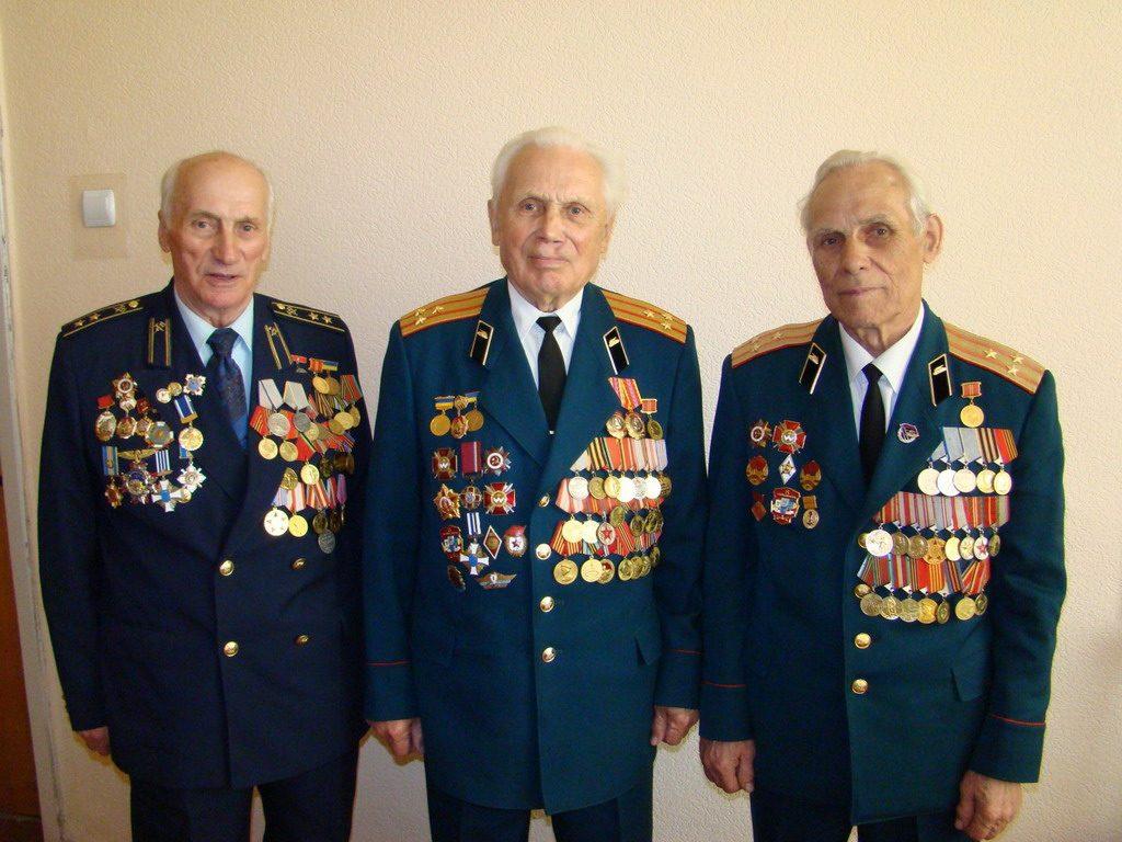 Ветерани Великої Вітчизняної війни