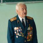 Голова Богунської районної ради ветеранів, учасник бойових дій у Великій Вітчизняній війні Бобилєв Герман Іванович