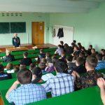 Зустріч студентів навчальних груп СІ-63, АТ-15, РТ-12, РА-10 з Бобилєвим Германом Івановичем