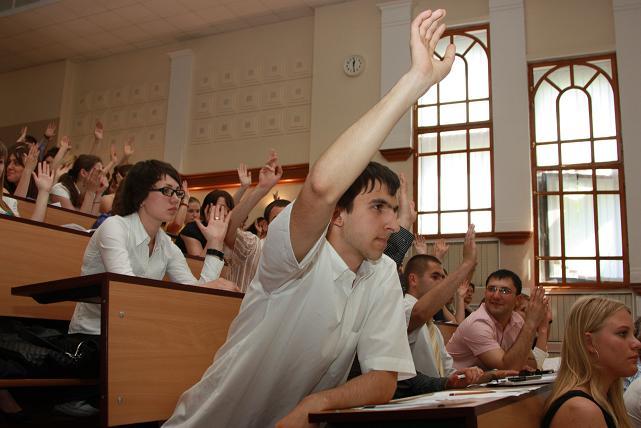 Студентство підтримує реформу вищої освіти