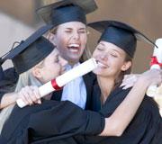 Урочисте вручення дипломів випускникам ЖДТУ