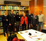 Візит до Шведського університету сільськогосподарських наук