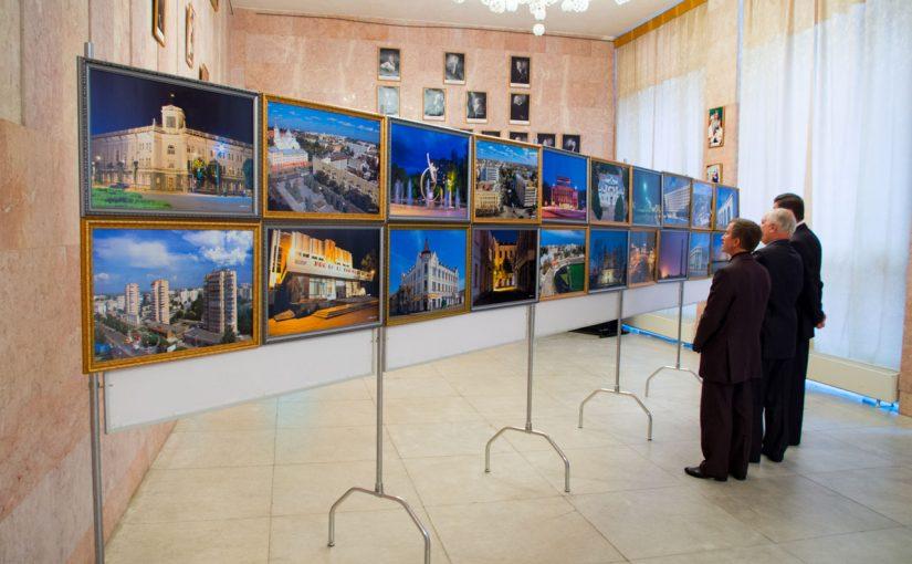 Фотовиставка в рамках святкування 75-річчя Житомирської області