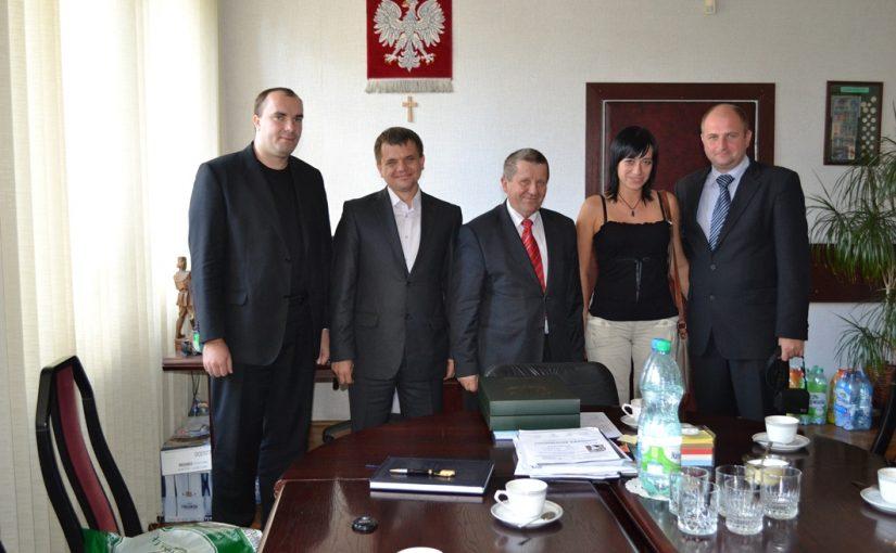Візит представників гірничо-екологічного факультету до Польщі