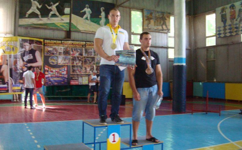 Вітаємо чемпіона Європи Валерія Хоречко!
