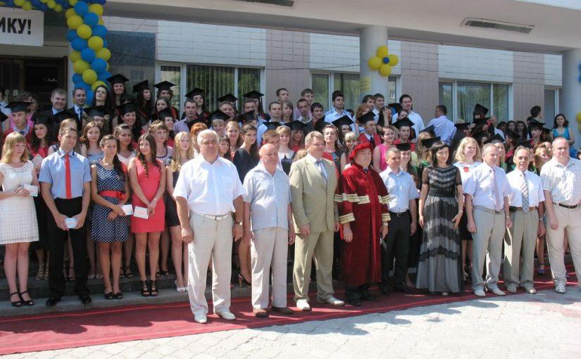 Випуск в Житомирському державному технологічному університеті!