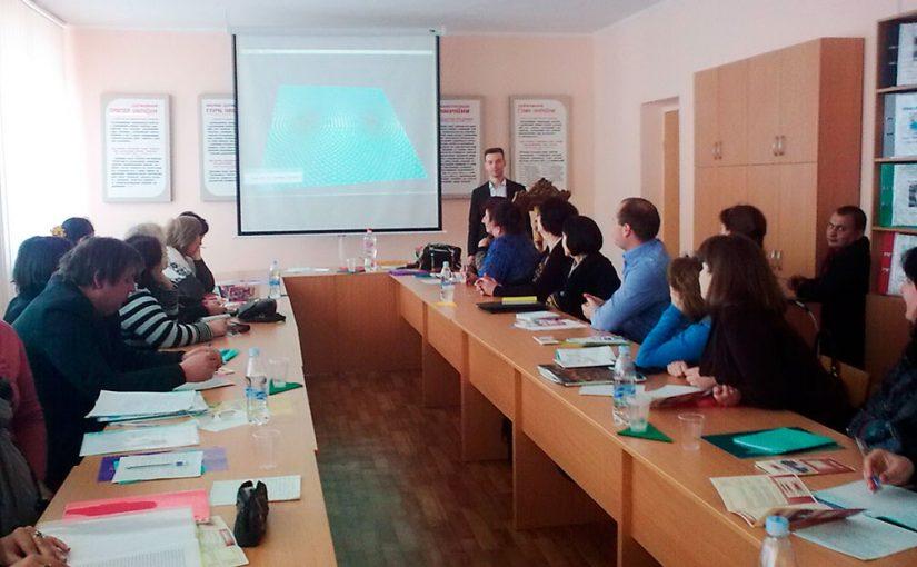 Практичний семінар на тему «Інформаційні технології в освіті» на базі ВПУ ЖДТУ