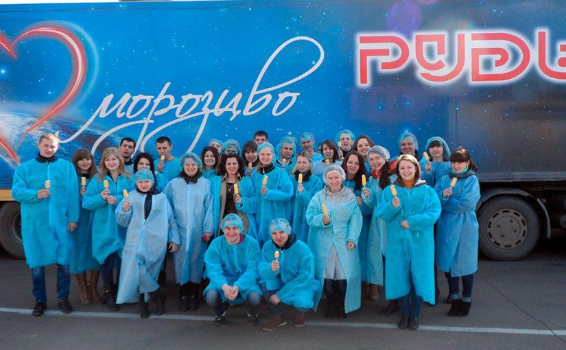 Візит студентів-екологів на ПАТ «Житомирський маслозавод»