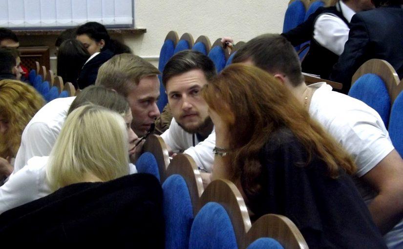 14 команд зіграло у Житомирському державному технологічному університеті на чемпіонаті області зі «Що? Де? Коли?»