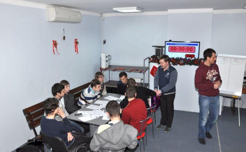 Студенти молодших курсів ЖДТУ вчилися будувати свою державу у грі «Справедливість»