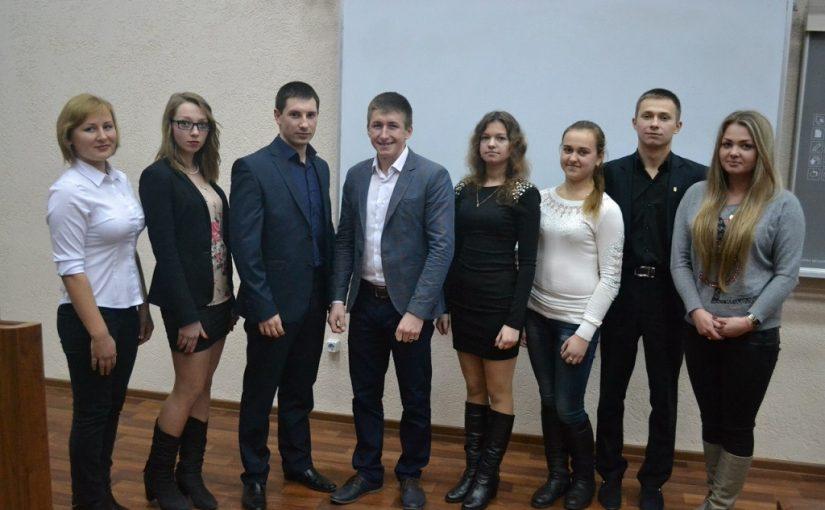 На усіх факультетах Житомирського технологічного університету обрали студентських деканів