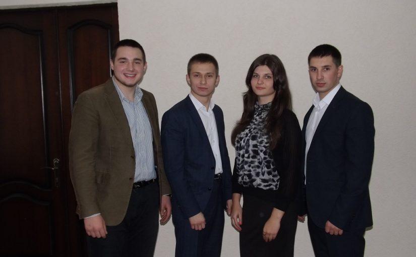 Студентський ректорат Житомирського технологічного університету очолив Сергій Цвяк