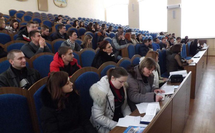 Аудиторська компанія «E&Y» запрошує на роботу студентів Житомирського технологічного університету