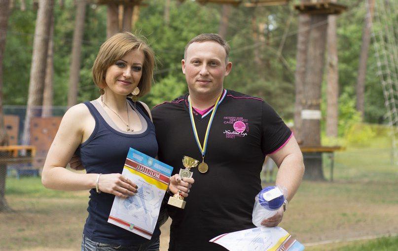 Викладач ЖДТУ Андрій Ткачук встановив рекорд України на змаганнях з пауерліфтингу