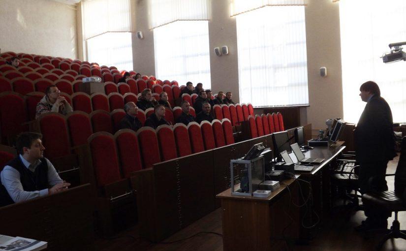 Новинки компанії «SIEMENS» представили під час семінару в ЖДТУ