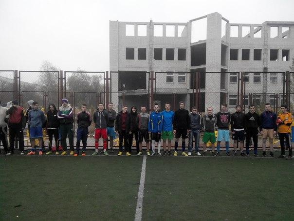 Переможцем футбольного турніру в ЖДТУ стала збірна команда гуртожитку № 2