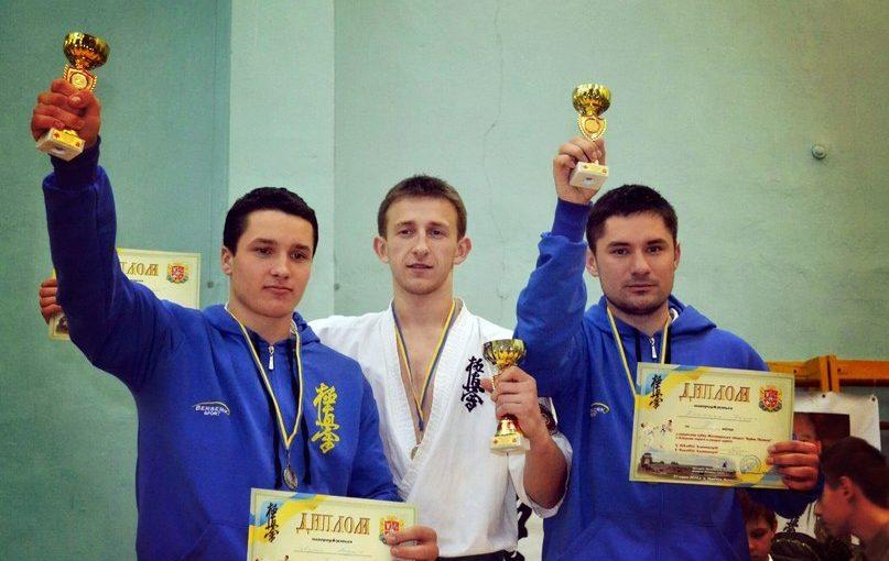 Студент ЖДТУ Андрій Яцюк завоював ІІІ місце на міжнародному турнірі з кіокушин-кан карате