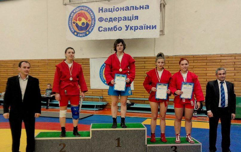 Вікторія Гапон із гірничо-екологічного факультету ЖДТУ завоювала «бронзу» на Чемпіонаті України з самбо