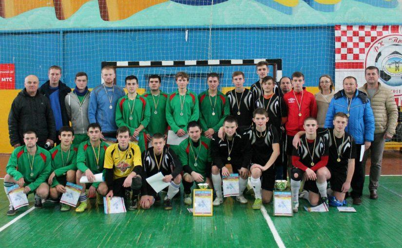 Команда ЖДТУ зіграла у фіналі турніру з футзалу «Молодіжна бутса»