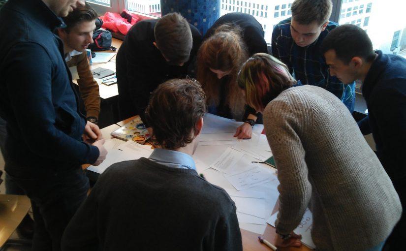 Студенти-програмісти із ЖДТУ працюють над спільними проектами зі своїми коллегами із Hogeschool Rotterdam