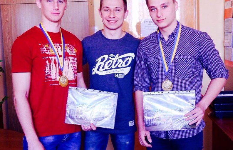 На Чемпіонаті області з пауерліфтингу студенти ЖДТУ завоювали перші місця