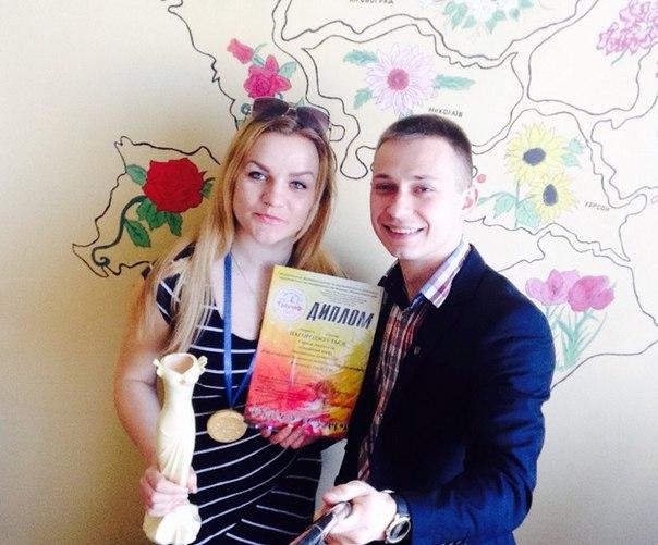 Вокалістка ансамблю «Акорд» Анастасія Сорока перемогла на Всеукраїнському фестивалі