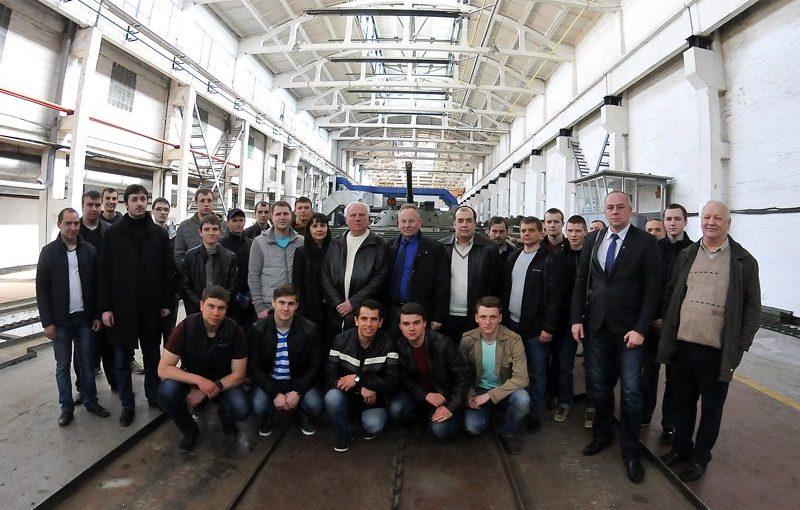 ЖДТУ  налагоджує співпрацю із ДП «Житомирський бронетанковий завод»