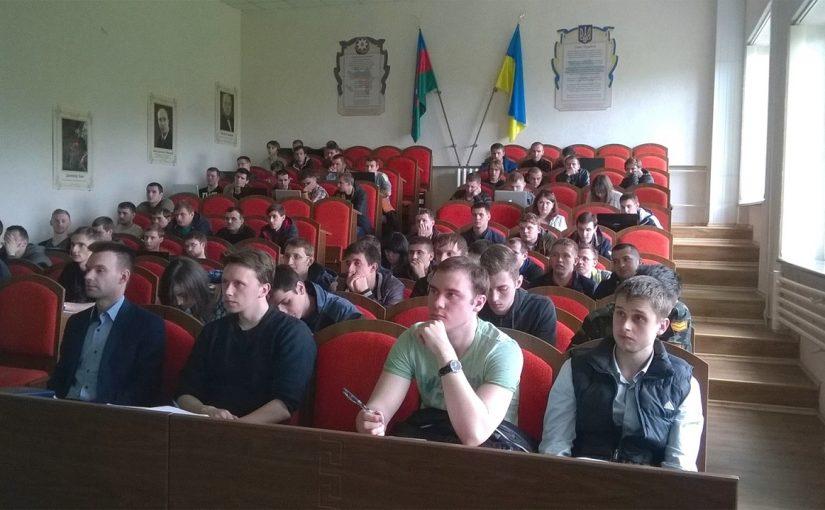 ФІКТ – до Дня науки в Україні