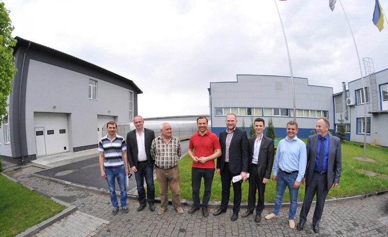 ЖДТУ налагоджує співпрацю із компанією Danico Ltd.