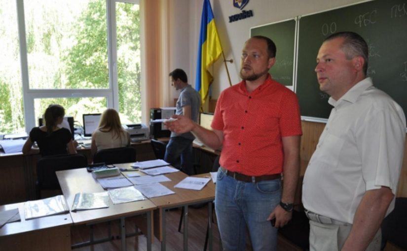 Про вступну кампанію у ЖДТУ розповів ректор Віктор Євдокимов