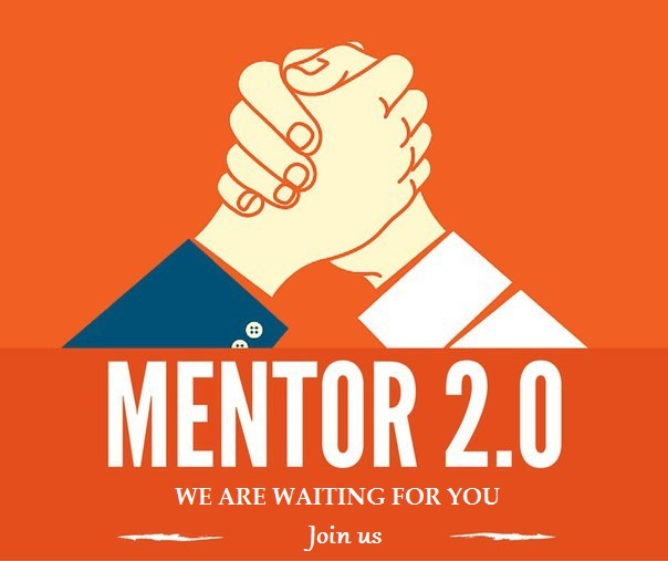Оголошується набір для участі в проекті Mentors 2.0