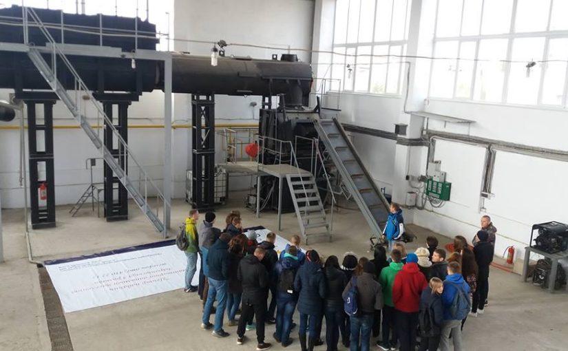 Поїздки студентів ЖДТУ на ДП «Баранівське ЛМГ», «Organic Milk» і ТОВ «Еко Нова»