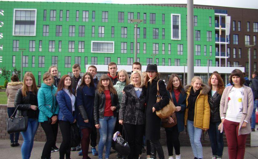 Екскурсії студентів Житомирського державного технологічного університету
