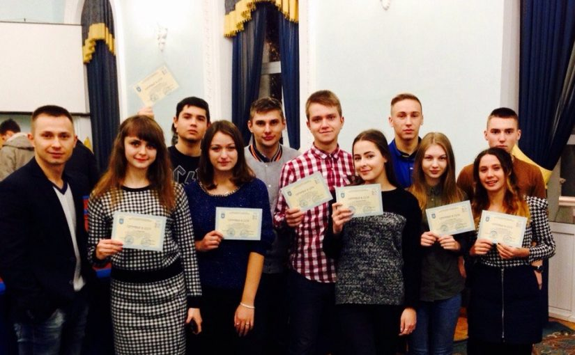 Студенти ЖДТУ пройшли освітню програму «Школи місцевого самоврядування»