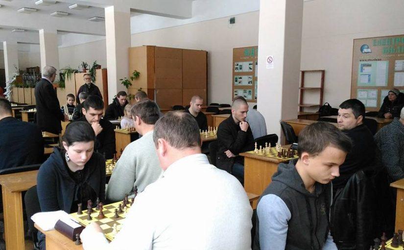 У ЖДТУ провели традиційний меморіал Євгена Рибалкіна і визначили кращих шахістів