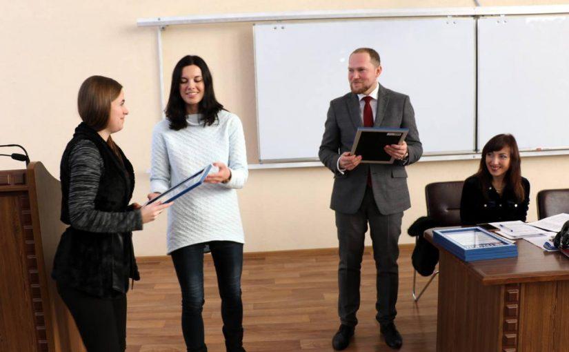 Викладачам ЖДТУ вручили подяки і грамоти від Житомирської облради