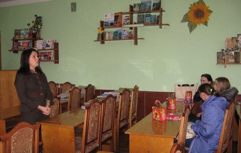 Подарунки учням-сиротамЦентру професійно-технічної освіти м. Житомира