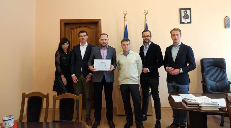 Житомирский технологический университет и компания ISM eGroup наладили тесное сотрудничество