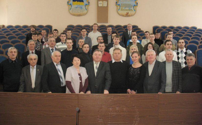 Анонс засідання комісії конкурсу студентських робіт у галузі наук «Обробка матеріалів у машинобудуванні»