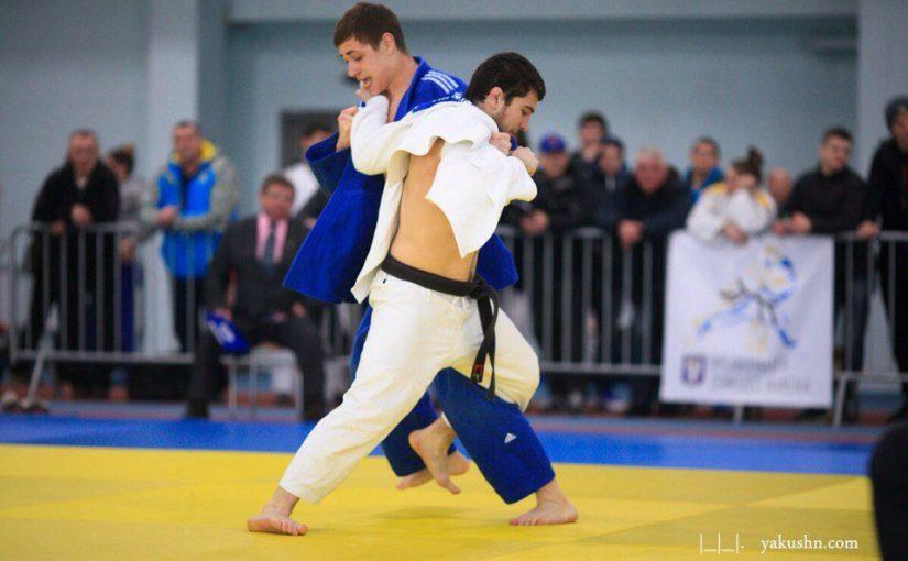 Студент ЖДТУ завоював «срібло» на змаганнях з дзюдо і виконав норматив «Майстра спорту»