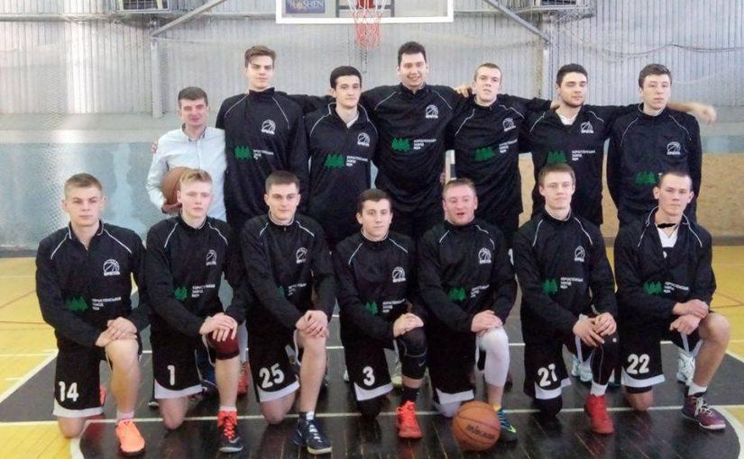 Баскетболісти з ЖДТУ пройшли у фінал Чемпіонату України Першої ліги