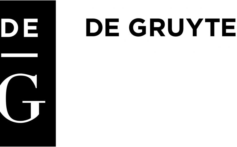 Для ЖДТУ відкрито тестовий доступ до електронних журналів від компанії «DeGruyter»