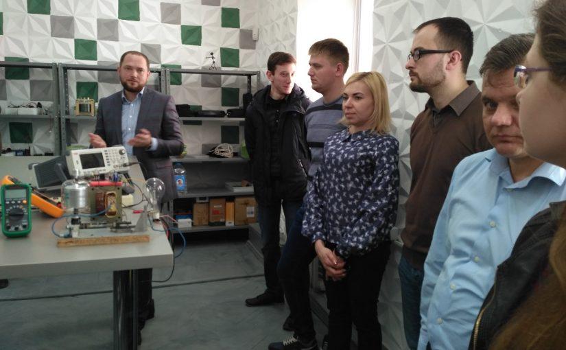 Новітня лабораторія з фізики LabEos для молодих науковців