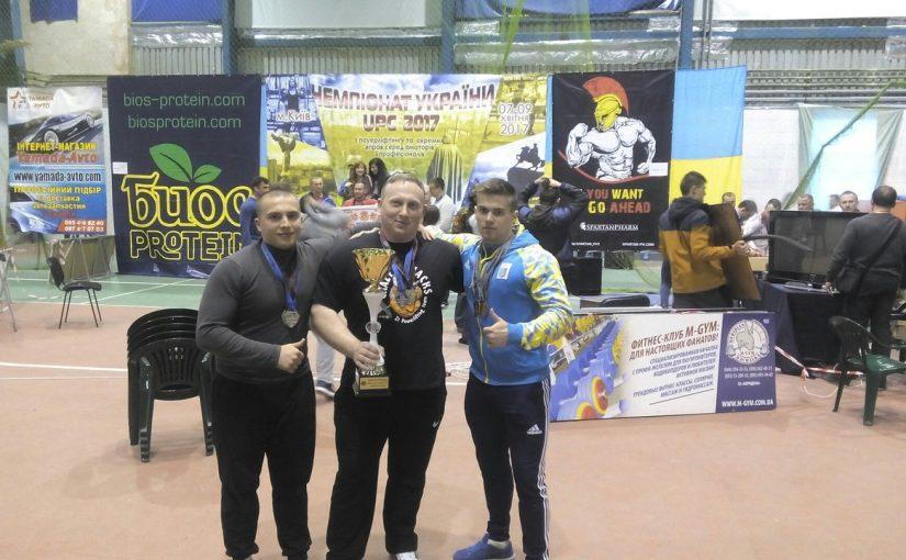 Студенти і викладач ЖДТУ вибороли нагороди на чемпіонаті України з пауерліфтингу
