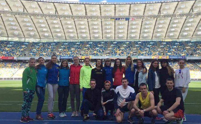 Студент і співробітник ЖДТУ здобули «бронзу» на Командному чемпіонаті України з легкої атлетики