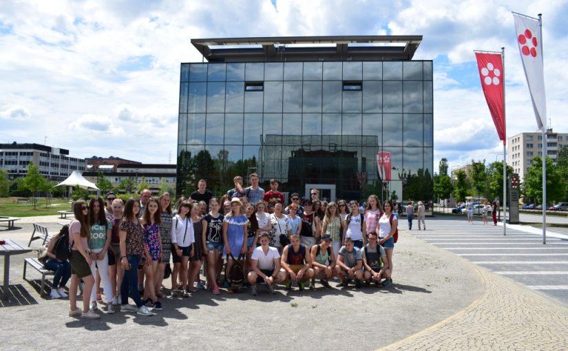 Літня школа в Чеській Республіці 2017
