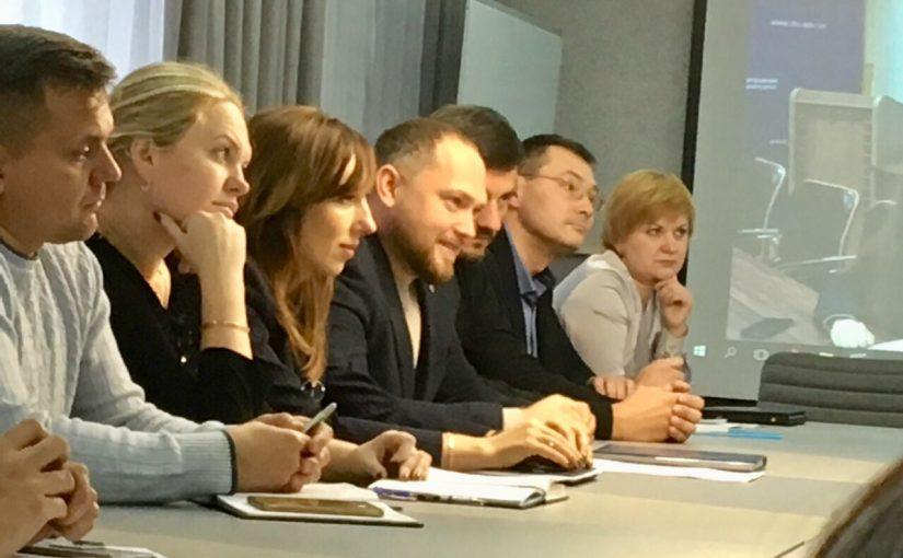 Представники Міністерства економічного розвитку і торгівлі України на чолі з заступником міністра відвідали ЖДТУ